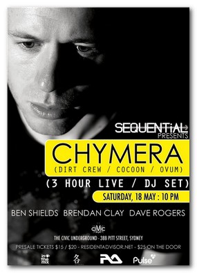 Sequential Launch with Chymera
